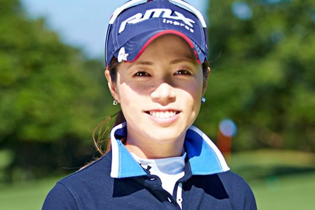 先々週「日本女子オープン」では39位タイにつけた園田