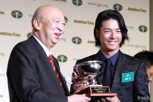 8年連続でファンが選ぶMIP賞を獲得した