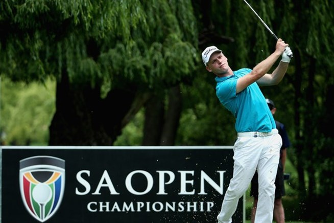 2014年 南アフリカオープン選手権 最終日 モルテン・オラム・マドセン