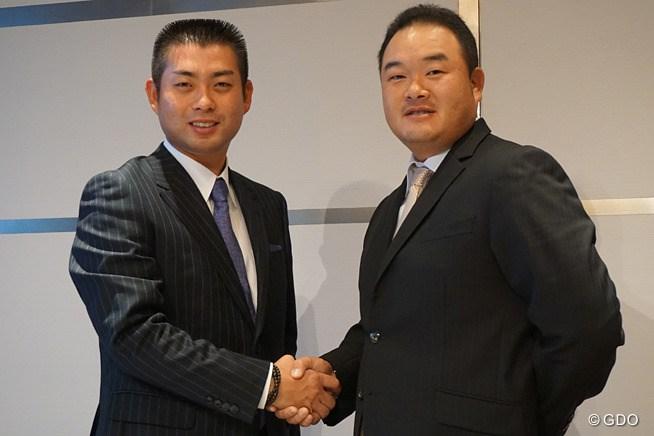 3期目の選手会長に再任された就任する池田