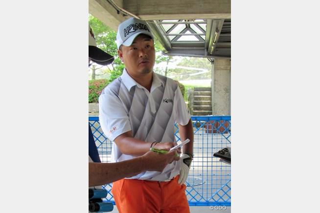 前年覇者は小田孔明。開幕前日はコースに出