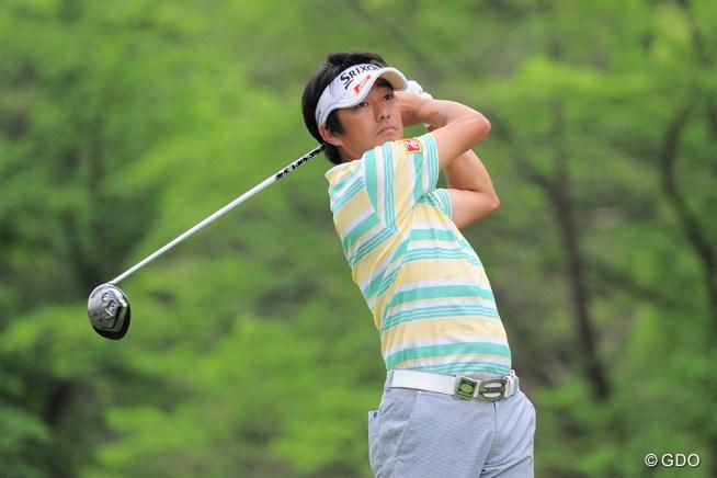 2015年 関西オープンゴルフ選手権競技 3日目 山下和宏