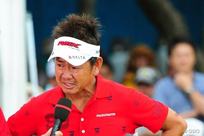 2015年 アールズエバーラスティングKBCオーガスタゴルフトーナメント 事前 藤田寛之