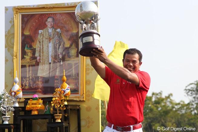 2015年 シンハーコーポレーション タイランドオープン 事前 プラヤド・マークセン
