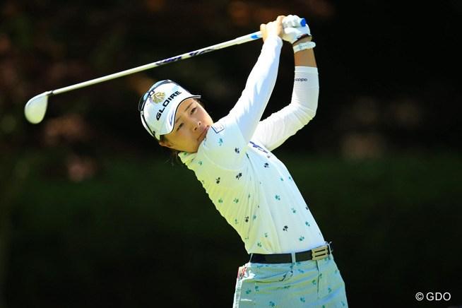 2年目の永峰咲希が今季自己ベスト「67」