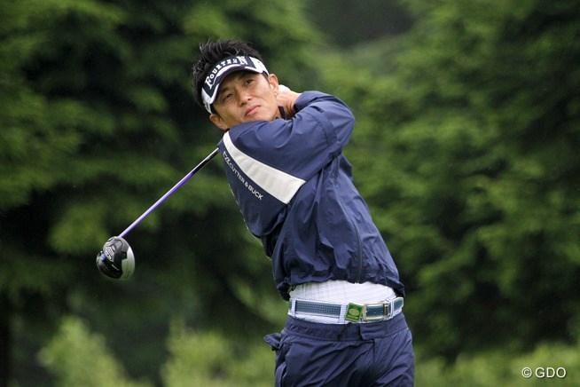 日本ツアーに2週連続出場中の今田竜二。次