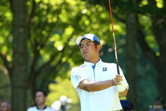 2015年 ANAオープンゴルフトーナメント 初日 池田勇太