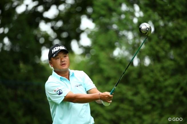 2015年 ANAオープンゴルフトーナメント 3日目 小田孔明