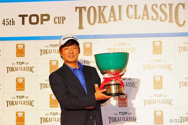 2015年 トップ杯東海クラシック 事前 キム・スンヒョグ