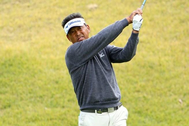 2015年 日本シニアオープンゴルフ選手権競技 3日目 平石武則