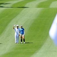 ゴルフって、いかに少ない打数でこのピンの根元にたどり着けるかってスポーツだった 2016年 ANAインスピレーション 初日 宮里美香