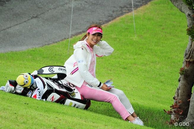 金田久美子は「伸び伸びできた」と強風の中
