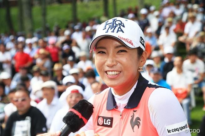 今季3勝目のイ・ボミは1ランク上昇/女子世界ランク【国内女子 JLPGA LPGA】 GDO ゴルフダイジェスト・オンライン