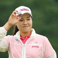 優しくて強い。チョン・インジの模範はキングにある 2016年 日本女子オープンゴルフ選手権競技 3日目 チョン・インジ