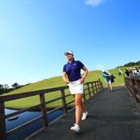 かっこいいなぁ。インジ。 2016年 日本女子オープンゴルフ選手権競技 最終日 チョン・インジ
