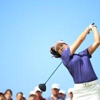 やっぱカッコいいね。 2016年 日本女子オープンゴルフ選手権競技 最終日 チョン・インジ
