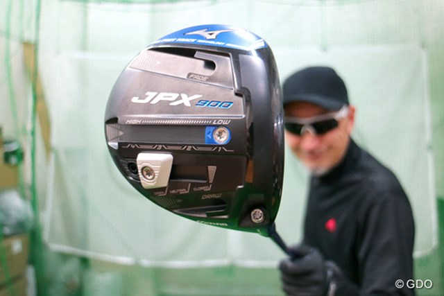 ひとりひとりのゴルファーが適正スピンで飛ばせるように、機能を満載した『ミズノ JPX900 ドライバー』をマーク金井が徹底検証
