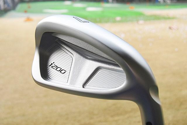 アスリートゴルファーが求める要素が詰まった「ピン i200 アイアン」を試打レポート