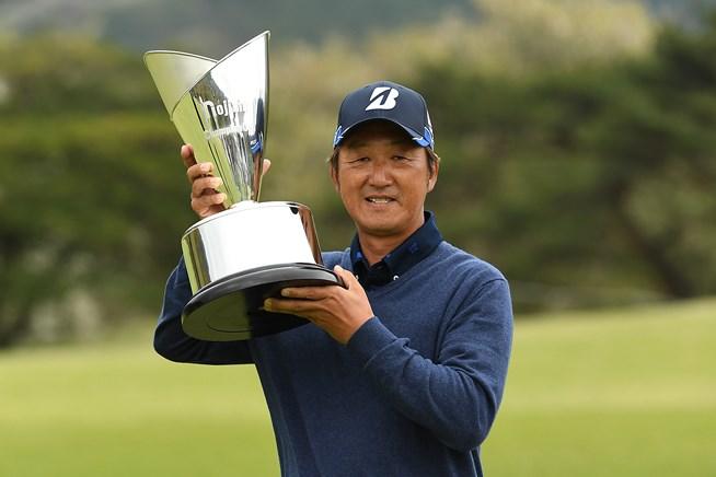 2017年 ノジマチャンピオンカップ 箱根シニアプロゴルフトーナメント 事前 秋葉真一