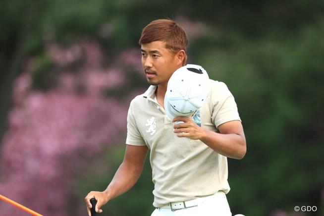 2017年 パナソニックオープンゴルフチャンピオンシップ 初日 小平智
