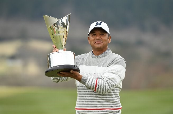 2017年 ノジマチャンピオンカップ 箱根シニアプロゴルフトーナメント 最終日 真板潔