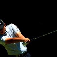 さすらいのプロゴルファー 2017年 関西オープンゴルフ選手権競技 初日 川村昌弘
