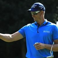 3年ぶりに欧州ツアーのフラッグシップイベントに出場するヘンリック・ステンソン (Andrew Redington/Getty Images) 2017年 BMW PGA選手権 事前 ヘンリック・ステンソン