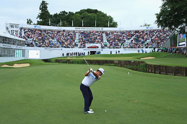 2017年 BMW PGA選手権 最終日 谷原秀人