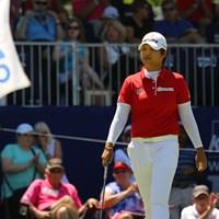 野村敏京は宮里藍と同じ通算イーブンパーでフィニッシュした 2017年 KPMG女子PGA選手権 最終日 野村敏京