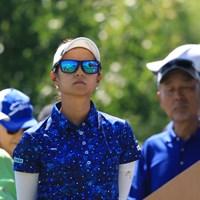 宮里藍は最後の全米女子OPを終えた 2017年 全米女子オープン 最終日 宮里藍