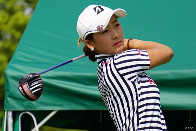 イマドキ感と天然っぷり プロテストトップ通過の松田鈴英に早くも注目?【国内女子 JLPGA LPGA】|GDO ... Golf Digest