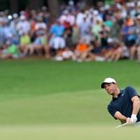 +1(33位タイ)でスタート。予選さえ通ればいつでも優勝を狙う存在だ 2017年 全米プロゴルフ選手権 初日 ロリー・マキロイ