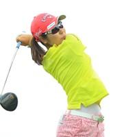 比嘉真美子はコントロール性を高めるためシャフトを短く 2017年 NEC軽井沢72ゴルフトーナメント 最終日 比嘉真美子