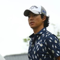 石川遼は今週の米ツアーに出場に向け会場で練習を続けている 2017年 ウィンダム選手権 事前 石川遼