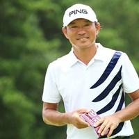 きょうが48歳の誕生日。塚田好宣は10位タイの好スタート 2017年 RIZAP KBCオーガスタゴルフトーナメント 初日 塚田好宣