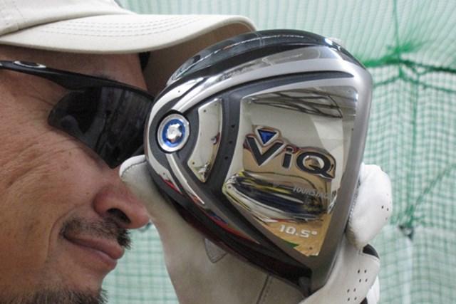 マーク金井が「ブリヂストン V-iQドライバー」を徹底検証