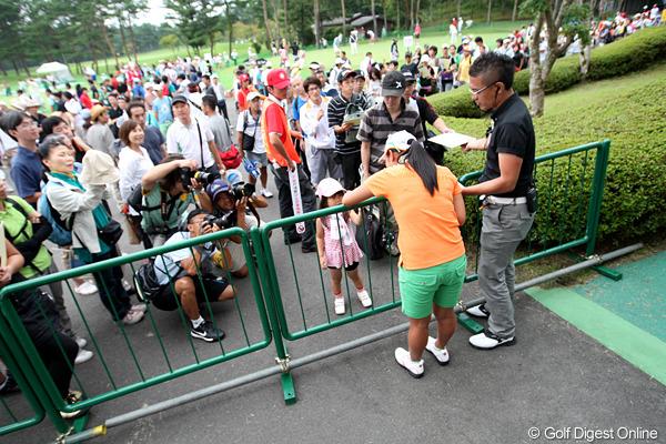 2010年 NEC軽井沢72ゴルフ 宮里藍
