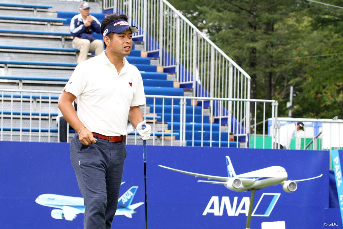 2017年 ANAオープンゴルフトーナメント 事前 池田勇太