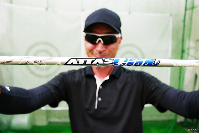 かつてない初速があなたのゴルフをCOOOLにする「UST マミヤ アッタス クールをマーク金井が徹底検証