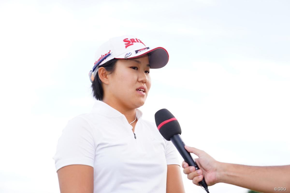 いやー声がかわいい! 2017年 日本女子オープンゴルフ選手権競技 最終日