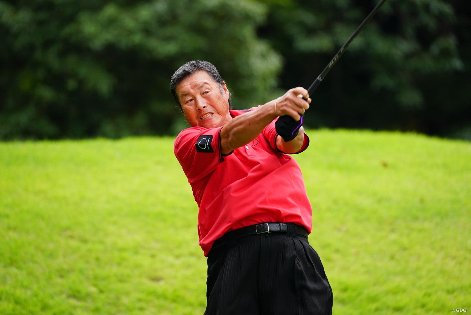 70歳の尾崎将司 2017年 ホンマ・...