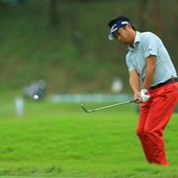 今週はグリーン周りのラフが難しそう。 2017年 日本オープンゴルフ選手権競技 2日目 池田勇太