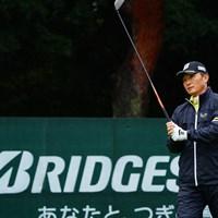 「はい、私こそがブリジストンを背負って立っています。」 2017年 ブリヂストンオープンゴルフトーナメント 3日目 宮本勝昌