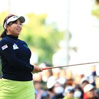 フジサンケイレディス、スタンレーレディス2勝 2017年 LPGAツアー選手権リコーカップ 初日 吉田弓美子