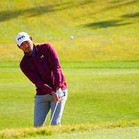 なんか最近やる気ない感じだな。 2017年 カシオワールドオープンゴルフトーナメント 初日 チャン・キム