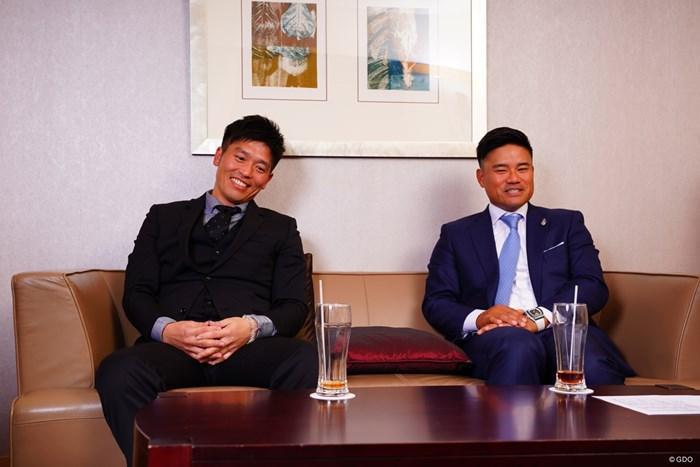 学生時代、清田と宮里は世代のトップを争うライバル関係にあった 2017年 清田太一郎 宮里優作