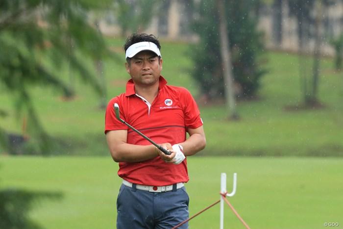 チームアジアで世界ランク最上位の池田勇太 2018年 ユーラシアカップ 事前 池田勇太