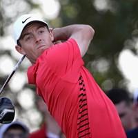今季初出場のR.マキロイ。首位と1打差に迫って最終日に進んだ (Francois Nel/Getty Images) 2018年 アブダビHSBCゴルフ選手権 3日目 ロリー・マキロイ