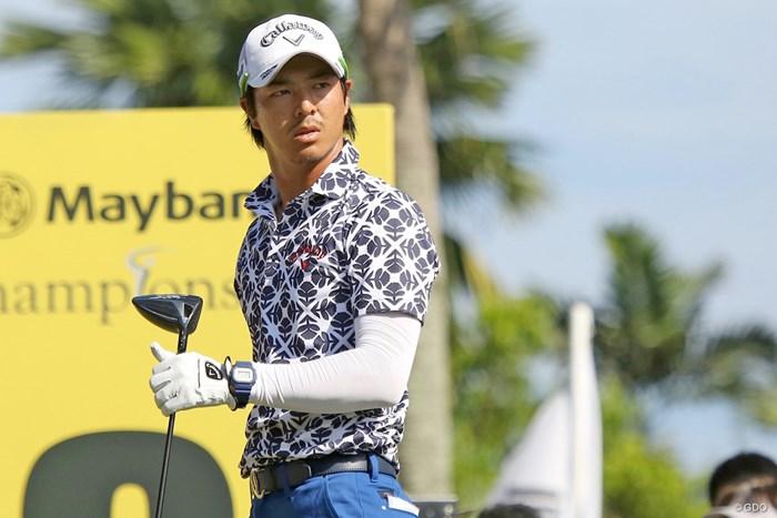 谷原秀人と並んで日本人最高位となる5位で終えた石川遼 2018年 メイバンク選手権 最終日 石川遼