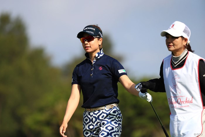 森田理香子は復活Vへ好発進 2018年 ダイキンオーキッドレディスゴルフトーナメント 初日 森田理香子